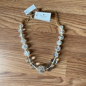 NWT kate spade Light the Sparklers Necklace